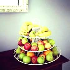 kitchen fruit basket tiered kitchen counter fruit basket