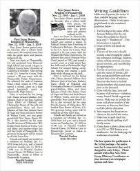 Newspaper Obituary Examples Elim Carpentersdaughter Co