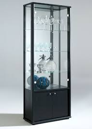 glass cabinet ideas glass display cabinets with doors