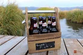 diy beer caddy six pack carrier