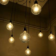 Crazy Ceiling Lights 36 Crazy Diy Edison Bulb Pendants Chandeliers That You Have