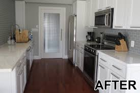 cabinet refacing vs painting. Exellent Painting Kitchen Cabinet Painting Refacing Before After Gallery With Vs Painting F