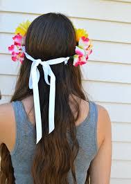 wear the crown how to make a flower crown pretty flower headbands