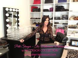 the sisters had their acrylic makeup organizer custom made and it s now available to the rest of us kardashian fans the most couture brand on the market is