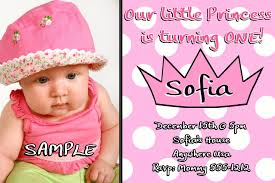 invitation sle for 1st birthday best with invitation sle for 1st birthday