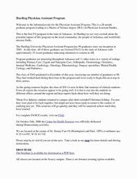 Best Ideas Of Cv Cover Letter Best Physician Assistant Cover Letter