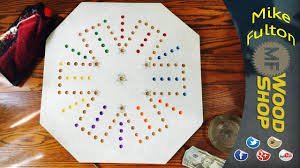How To Make A Wooden Game Board Aggravation Game Board YouTube 74
