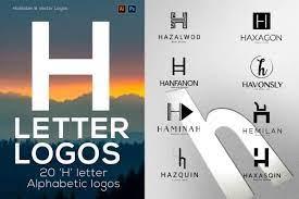 20+ mẫu thiết kế logo chữ H ấn tượng - Bee Design