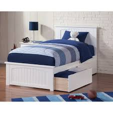 Shop Nantucket Twin XL Bed with Matching Foot Board with 2 Urban Bed ...