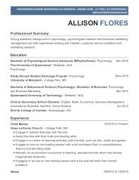 Best Child Mentor Resumes | Resumehelp