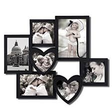 Small Picture Amazoncom Adeco Decorative Black Plastic Wall Hanging Collage