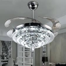 chandelier ceiling fan ceiling fans led crystal chandelier fan lights invisible fan crystal lights