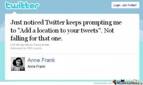 Anne Frank Memes. Best Collection of Funny Anne Frank Pictures via Relatably.com