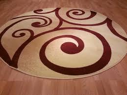 4 round rug target