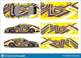 Exterior Car Body Design Car Designs Stock Vector Illustration Of Creative Area