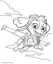 Literarywondrous Sky Coloring Pages Cartoon Helicopter In The Page