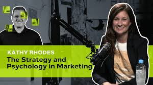 EP#007 - Kathy Rhodes - Strategy and Psychology in Marketing - NOT The Rob  Bell Podcast - 4K - YouTube