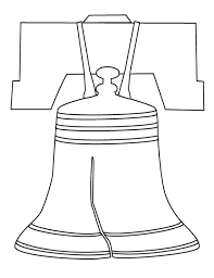 Small Picture Liberty Bell Coloring Page itgodme