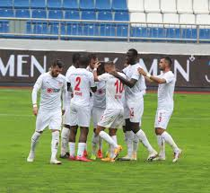 Fatih Karagümrük 1-1 Demir Grup Sivasspor - Demir Grup Sivasspor Kulübü  Resmi İnternet Sitesi