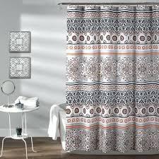 boho shower curtain stripe target boutique boho shower curtain