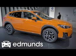 edmunds new car release dates2018 Subaru Crosstrek First Look  Edmunds