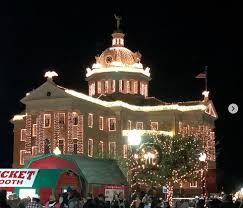 East Texas Lighting East Texas Has A Couple Hot Spots For Christmas Entertainment
