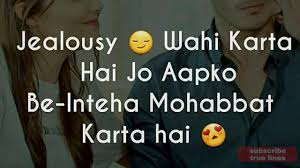 The Best True Love Important Lines True Lines In Hindi Urdu