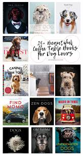 beautiful coffee table books for dog