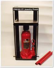 6 ton hydraulic jewelry press