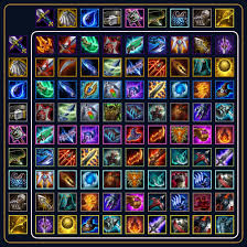 League Of Legends Counters Chart Teamfight Tactics Item Cheat Sheet Strategies And Guide