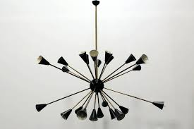 chandeliers black and gold chandelier design sputnik style of century for earrings black and gold