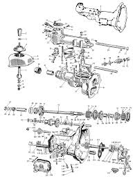 Gearbox 948 ccm gearbox austin healey sprite 1958 1971 and rebuilding mg midget transmission
