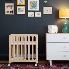 Shop Oeuf Canada Modern Nursery Fawn 2in1 crib and bassinet system