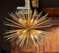 explosion chandelier