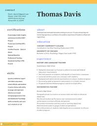 Best Resume Format 2017 Template Resume Builder