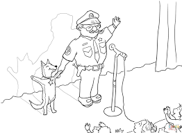 Small Picture Officer Buckle and Gloria Taking a Bow coloring page Free