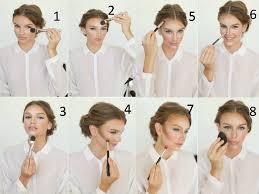 contour face makeup tutorial