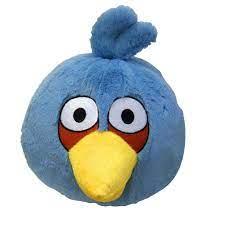 Commonwealth Toys Angry Birds Blue Bird 16