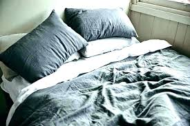 ikea linblomma linen duvet cover french style bedding set white pink lace bed quilt contemporary best