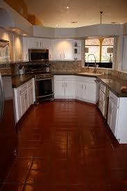 Poured Concrete Kitchen Floor Backsplash And Counter Tops A Ben Shoemates Notebook