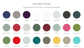 Ace Hardware Paint Colors Chart Another Amy Howard Chalk Paint Palette Ace Hardware In