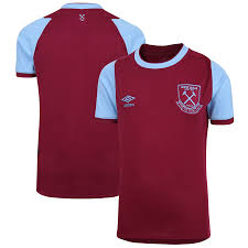 Buy & personalize west ham united home jersey. West Ham United Home Jersey 20 21 Short Sleeve Junior