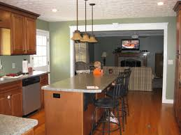 Color For Kitchen Walls Choosing The Right Kitchen Wall Color Kitchen Design