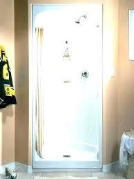 shower enclosure home depot corner shower enclosures corner shower