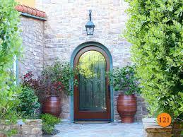 front entry door classic traditional single 48x96 48 inch wide 8 foot tall fiberglass jeld wen