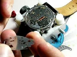 Bulova Watch Battery Replacement Chart Bulova 96c21 Citizen 6760 Invicta 2731 Battery Change 1 Of 2