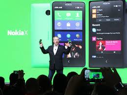 Nokia Android Phone, Nokia X
