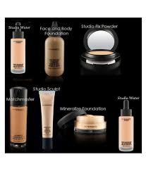 professional kit mac makeup bo kit face gm professional kit mac makeup bo kit face gm at best s in india snapdeal