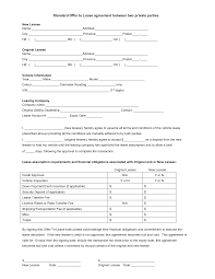 Sample Contract Between Two Parties Template Resumes And