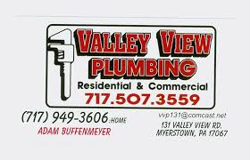 Valley View Plumbing - About | Facebook